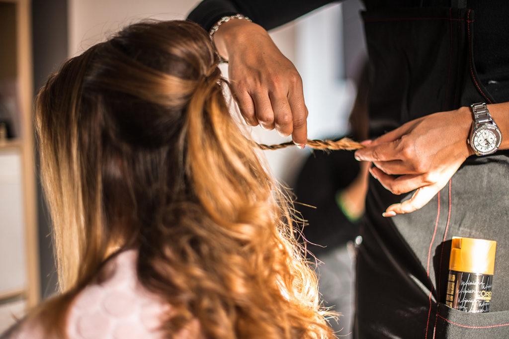 Glamday : se faire coiffer à domicile
