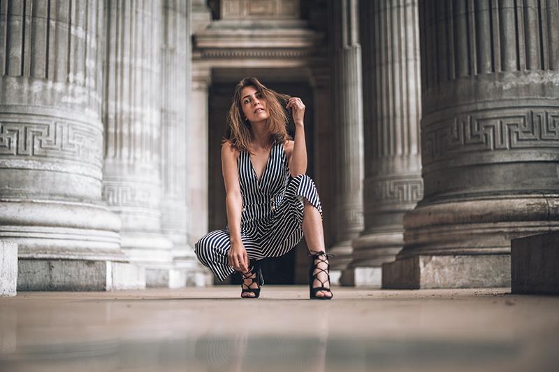 La combinaison pantalon est l'alliée parfaite pour toutes les occasions. Aujourd'hui, je partage mes conseils avec toi pour la porter avec style!