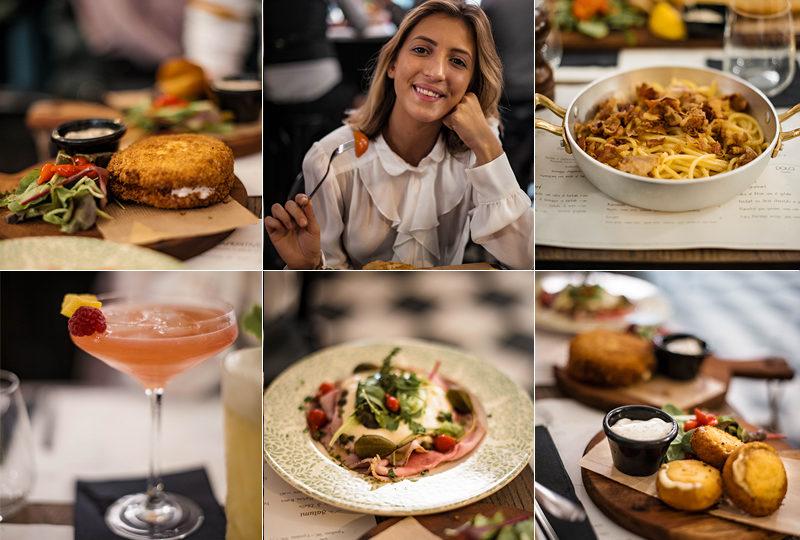 Le Bistro Nazionale s'est installé à Flagey. Une adresse conviviale et gourmande que les amoureux de la cuisine italienne ne pourront pas manquer!