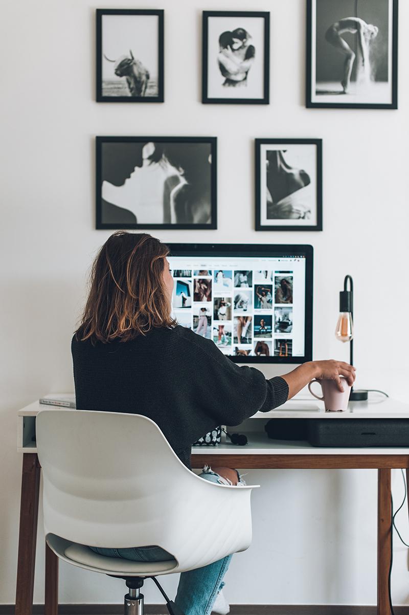 Le bureau est un espace important où on veut se sentir productif mais on a aussi envie de s'y sentir bien. Retrouve mes conseils pour décorer son bureau.